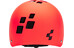 Cube Dirt Helmet flashred
